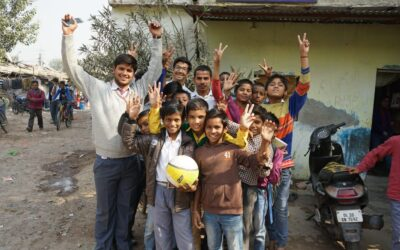 A blessed day #Giving Tuesday#India