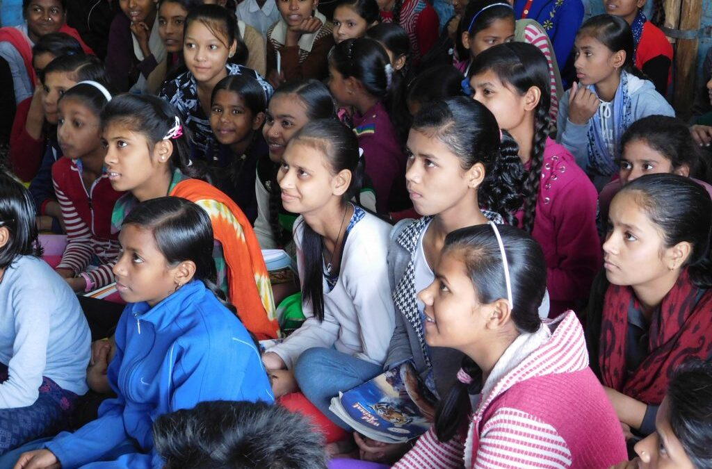 Empower them to say NO!  #GivingTuesday#India