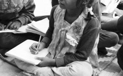 Zero-teacher, single-teacher… #GivingTuesday#India