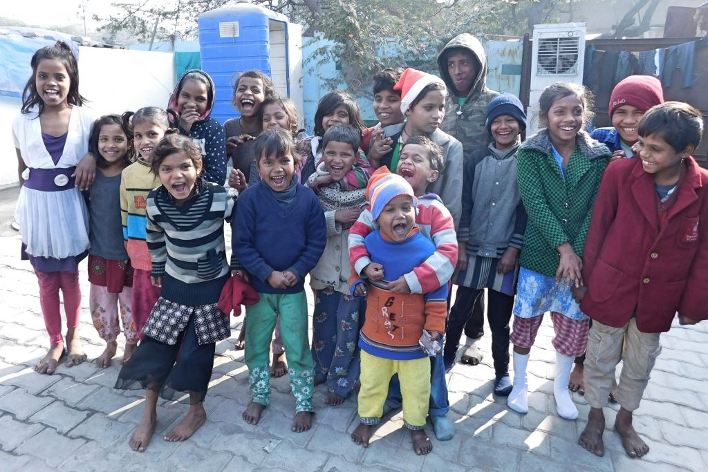 Smiles in custody #GivingTuesday#India