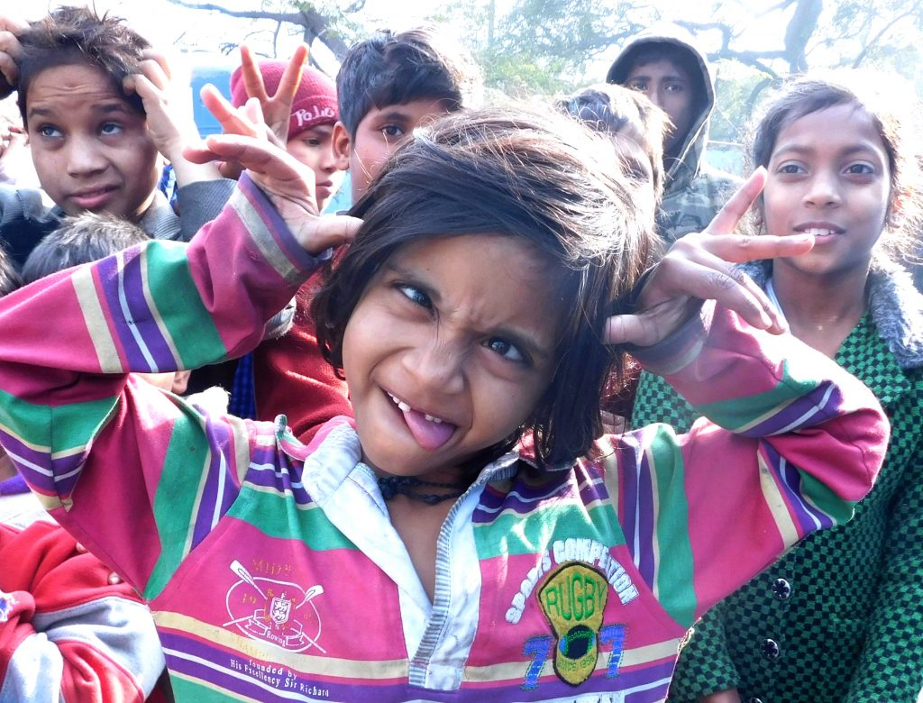True beauty is reflected in the soul #GivingTuesday@India