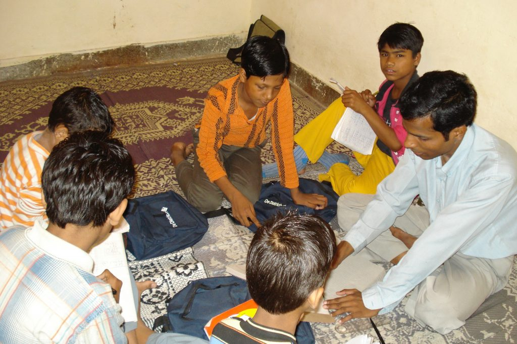 Chandan Play it forward #GivingTuesday#India