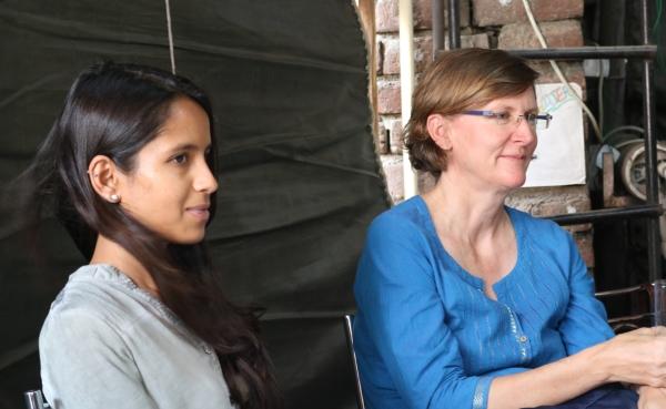 Auf Wiedersen Liebe Carla #Giving #Tuesday India