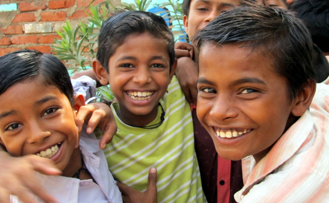 Children are meant to laugh, not kill #GivingTuesday#India