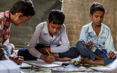 Above all else, we taught them to fear failure #GivingTuesday#India