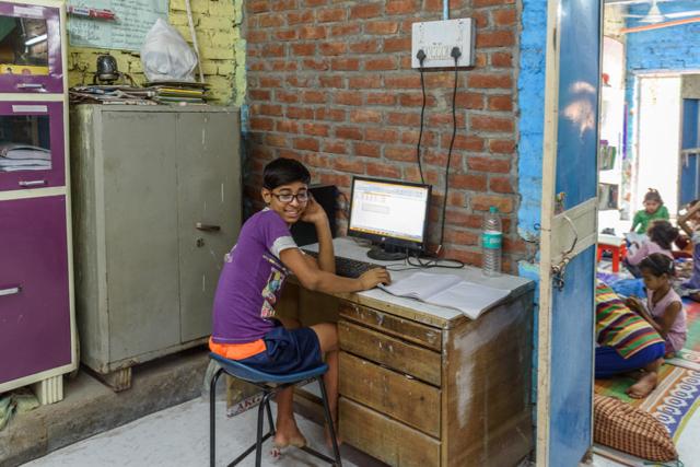 Complex problem solving #GivingTuesday#India
