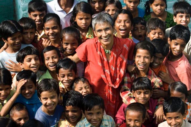 With a little help from my friends #GivingTuesday#India
