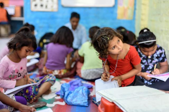 The needs of tomorrow #GivingTuesday#India