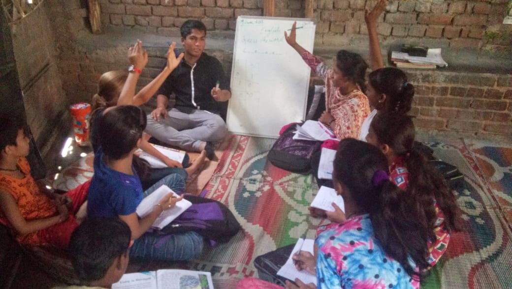 ANOU'S BLOG Petition the Lord with Prayer #GivingTuesday#India