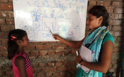 ANOU'S BLOGTeach us English #GivingTuesday#India