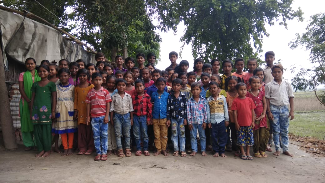 Anou's blogMy heart missed a beat #GivingTuesday#India