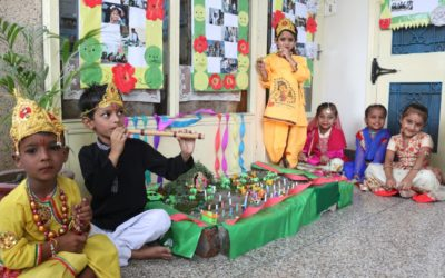 Whats newJanmashtami Celebrations