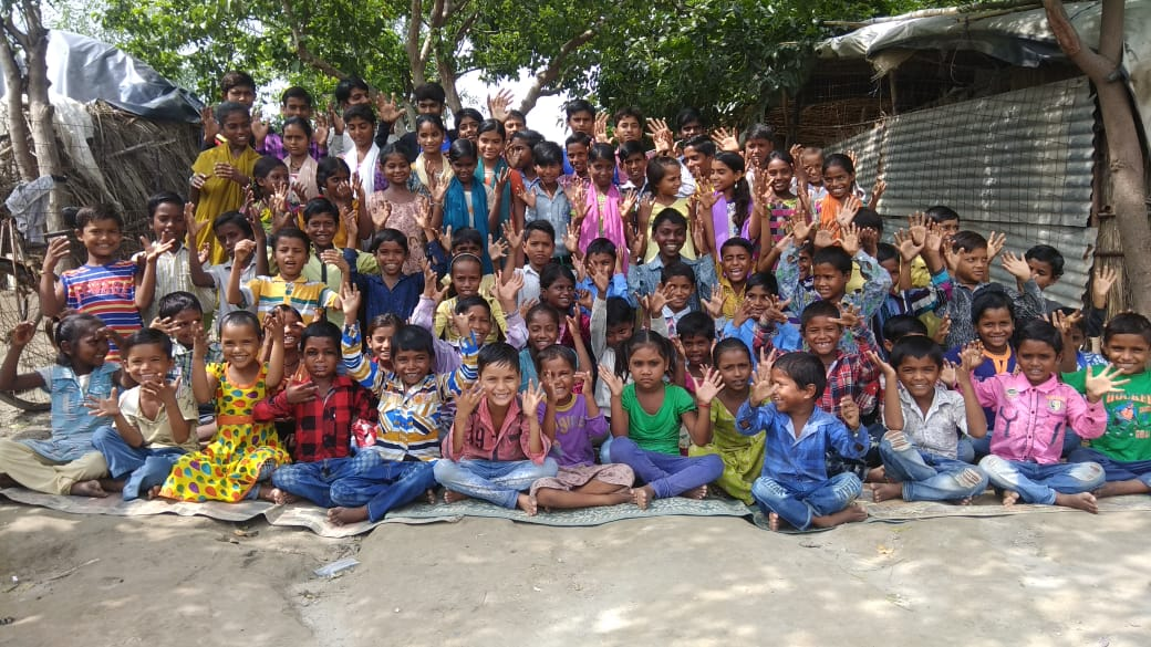 Anou's blog Be astonished #GivingTuesday#India