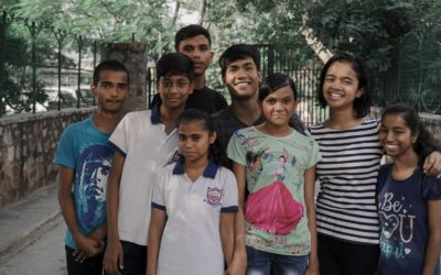Anou's Blog  Project Why's incredible eight #GivingTuesday#India