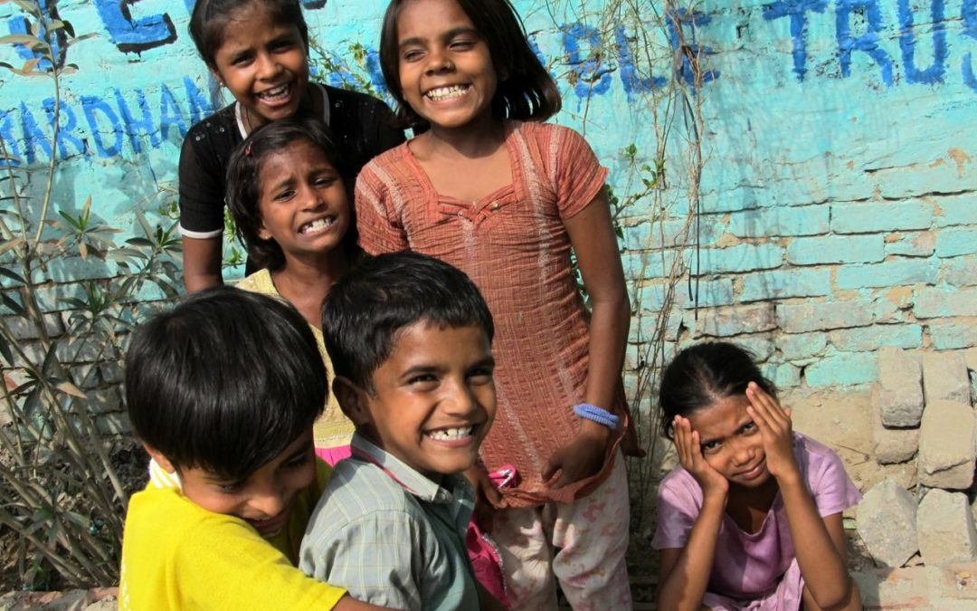 Anou's Blog  Don't worry; be happy #GivingTuesday#India