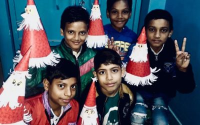 Anou's blog Xmas at Project Why #GivingTuesday#India