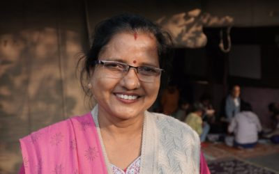 One life many masters: Pushpa, Giving wings to my dreams #givingTuesday#India