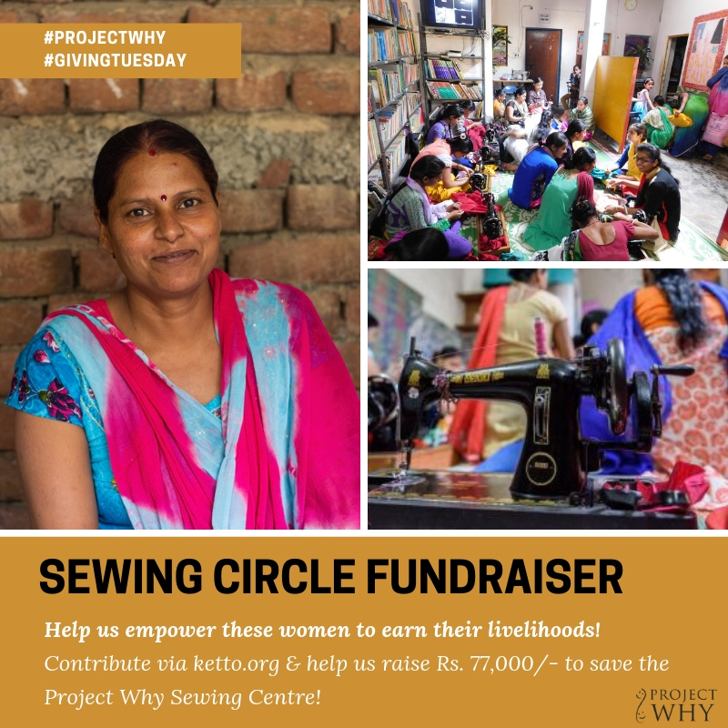 Proeject Why Sewing circle