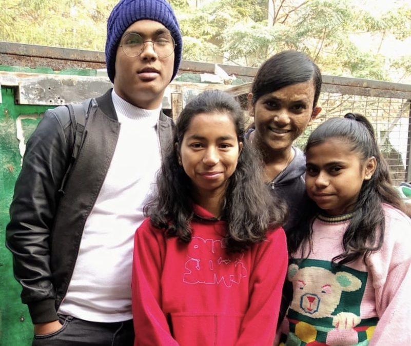 Anou's blog Coming Full Circle – Happy New Year #GivingTuesday#India
