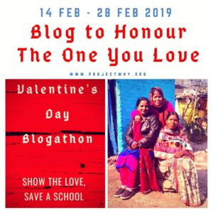 teachers to save Okhla school blogathon