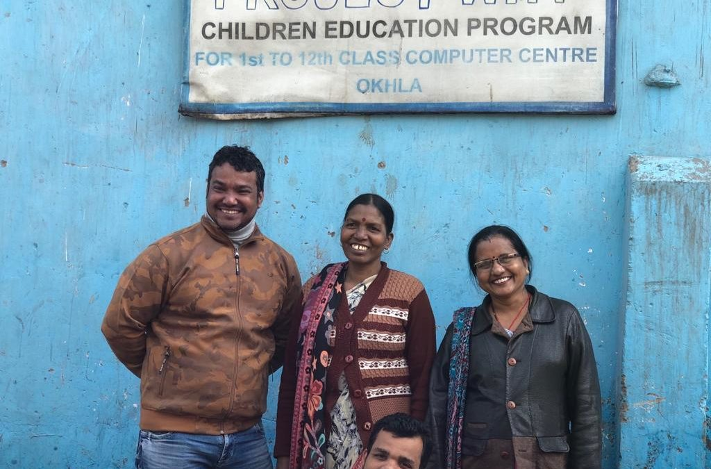 Anou's blog An Unconditional Love for Education