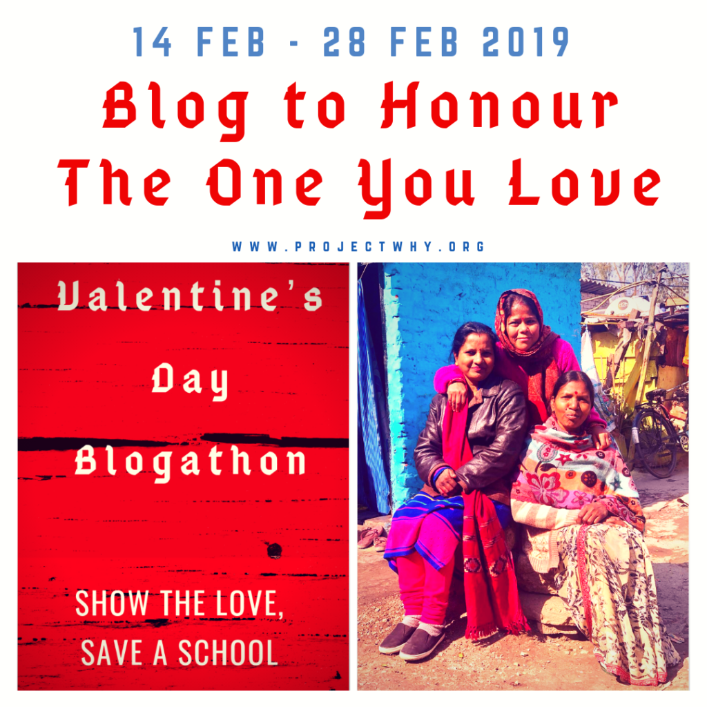 We are the World Blogfest Blogathon Valentines Day