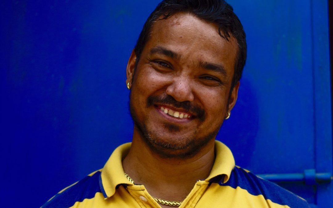 Anou's blog You're simply the best, Naresh Sir #GivingTuesday#HelpMithuSaveSchool