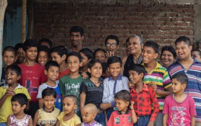 Anou's blog The courage to continue #GivingTuesday#India