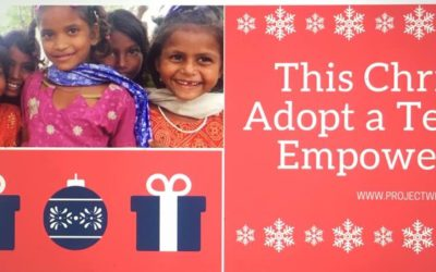 Anou's blog  This Xmas, Adopt a Project Why Teacher