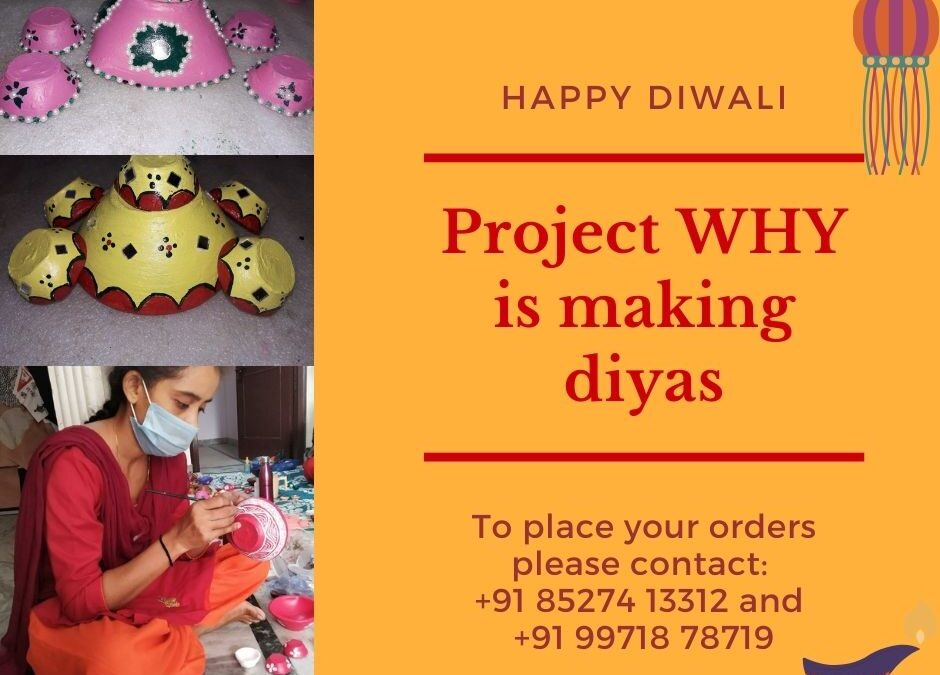 what's new Diyas for Diwali